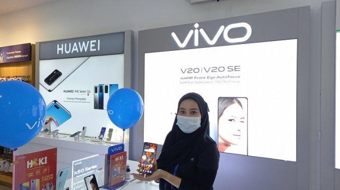 Promo Handphone, Beli Vivo Berpeluang Dapat Laptop, Kunjungi Erafone Ahmad Yani Serang