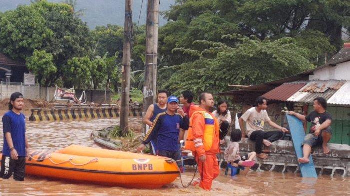 BPBD Tangerang Selatan: Waspada Ancaman Banjir di Pondok Aren dan Perumahan Pesona Serpong
