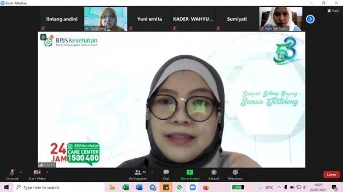 BPJS Kesehatan Tangerang Pastikan Kinerja Kader JKN Tetap Optimal Layani Peserta di Masa Pandemi