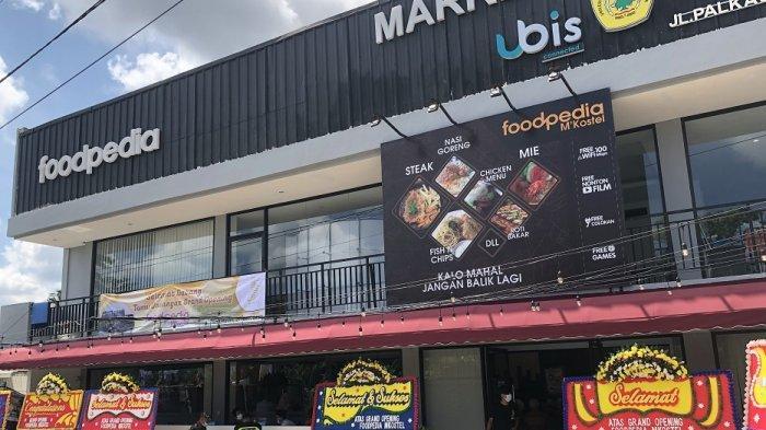 Premium Steak dan Mi Bakar Mozarella Jadi Menu Andalan foodpedia, Kini Hadir di Dekat Kampus Untirta