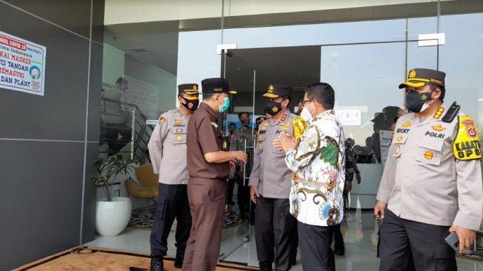 12 Karyawannnya Terpapar Covid-19, Pabrik Plastik di Cikande Disidak Terkait Aturan PPKM Darurat