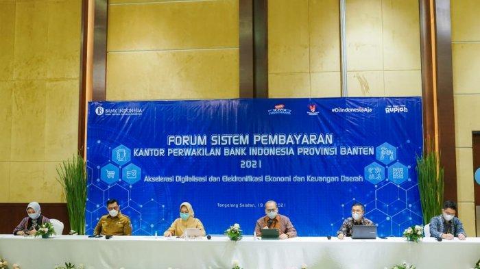 Digitalisasi Jadi Satu Pendorong Pertumbuhan Ekonomi Banten, Bank Indonesia: Masuk Peradaban Baru