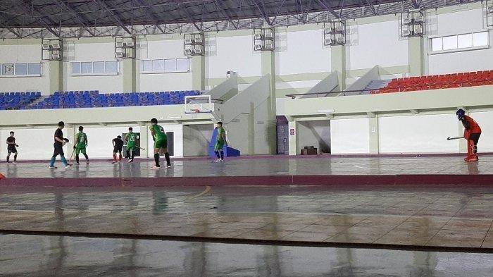 Diperkuat Pemain Timnas, Tim Hoki Indoor Banten Optimistis Raih Medali Emas di PON XX Papua