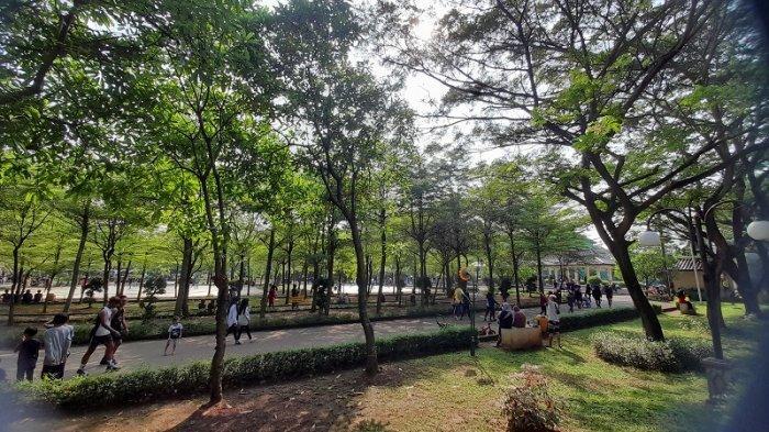 Bingung Habiskan Waktu Libur? Datang ke Alun-alun Kota Serang, Tempat Wisata Cocok untuk Lepas Penat