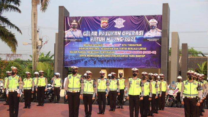 Polda Banten Gelar Operasi Patuh Maung Mulai 20 September, Sasar Pelanggar Prokes dan Lalin