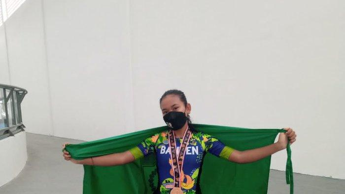 Atlet Sepatu Roda asal Tangsel Sumbang Medali Pertama Banten di PON XX Papua