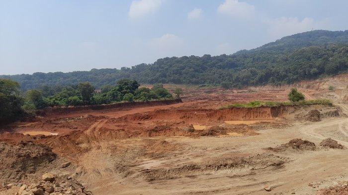 Aktivitas Penambangan di Gunung Pinang Serang, Warga Resah Ancaman Bencana Longsor dan Banjir