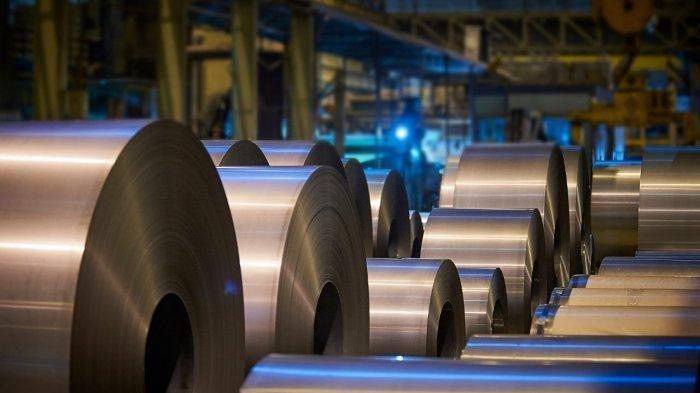 Resmikan Pabrik Hot Strip Mill 2 Krakatau Steel, Jokowi: Hanya Ada di AS dan Indonesia