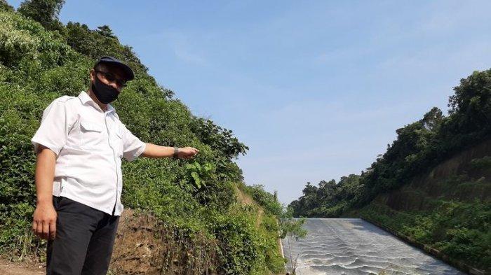 Bendungan Sindangheula Bakal Diresmikan Presiden Jokowi, Aliri 1.000 hektar Sawah di Banten