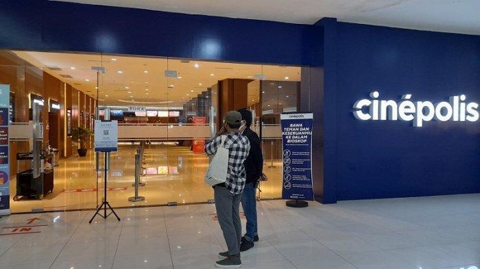 Bioskop Cinepolis Kota Serang Dibuka Kembali, Cek Syarat Masuk hingga Daftar Film yang Tayang