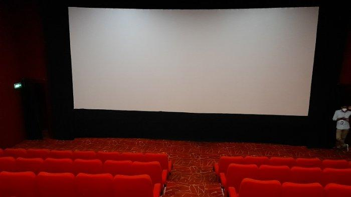 Bioskop Satu-satunya di Lebak Dibuka, Pengunjung Wajib Bawa Sertifikat Vaksin