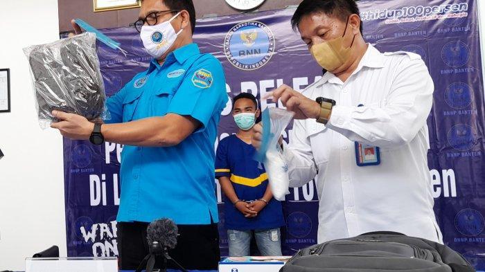 Banten Masuk Zona Merah Penyebaran Narkoba, Ini Alasannya