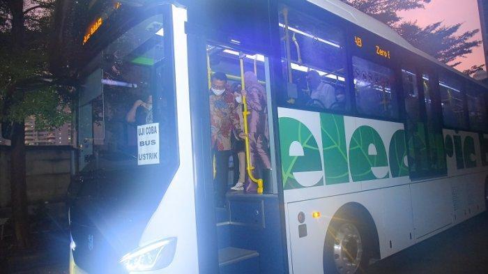 Cerita Moeldoko Bangun Bus Listrik MAB, Sempat Tuntut Ilmu Hingga ke Negeri China
