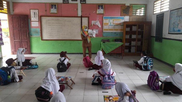Dukung Pembelajaran Tatap Muka, 646 Ruangan SD di Kabupaten Serang Butuh Meja dan Kursi