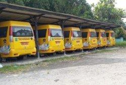 PTM Terbatas Sudah Berjalan, Enam Bus Sekolah di Kabupaten Serang Belum Beroperasi, Ini Alasannya