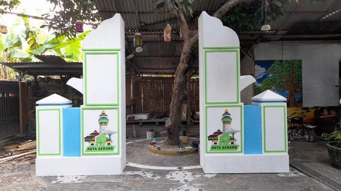 Seba Kota Serang 2021, Kelurahan Sukawana Ditunjuk untuk Dekorasi Acara