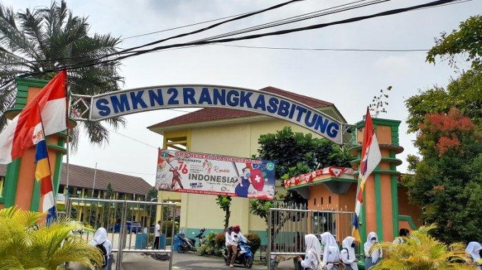 Cerita Siswa SMK 2 Rangkasbitung di Hari Pertama PTM: