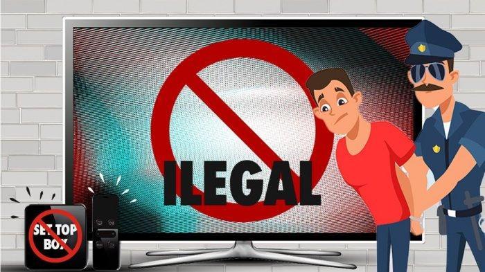 Puluhan Pembajak Konten Sepakbola Ilegal Diproses Hukum, Terancam Kurungan 10 Tahun Penjara