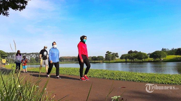 Taman Sari Direvitalisasi, Pemkot Serang Ingin Jadikan Ruang Terbuka Hijau