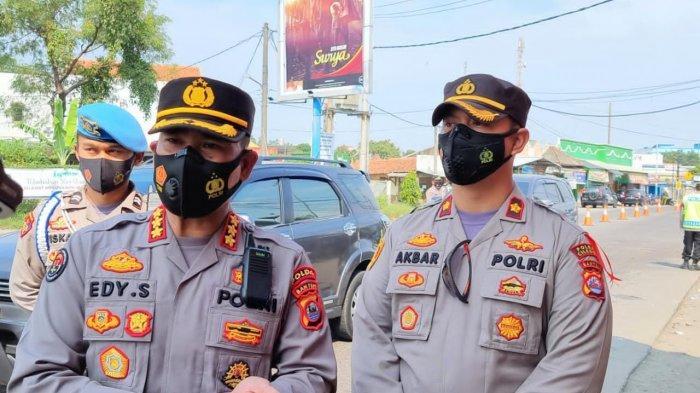 Hari Kedelapan Operasi Ketupat Maung 2021, 453 kendaraan di Putar Balikkan oleh Polda Banten