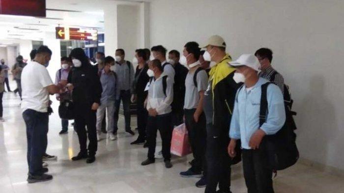 11.349WNAmasuk Indonesia dalam Sebulan Terakhir, 87 Orang Ditolak