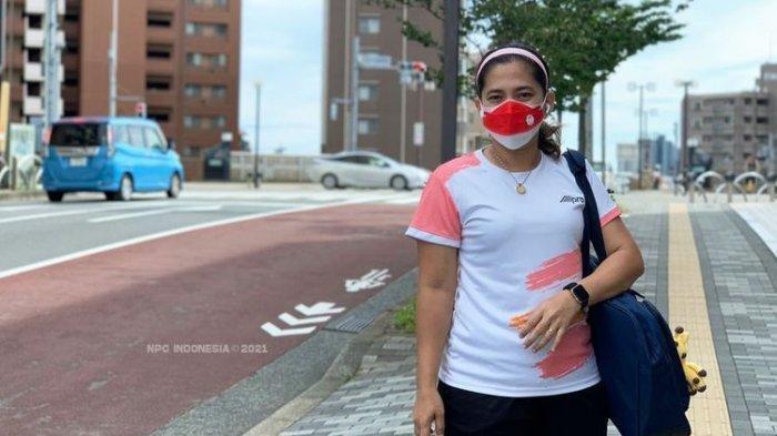 Leani Ratri Oktila Ukir Sejarah di Paralimpiade Tokyo 2020, Raih 2 Medali Emas dan 1 Perak