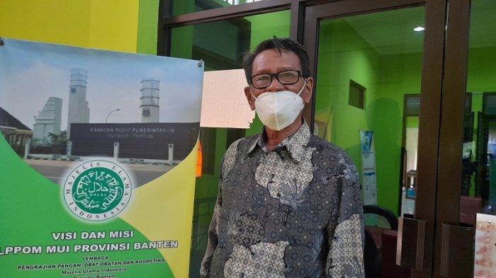 LPPOM MUI Banten Minta Pengusaha Ajukan Sertifikat Halal