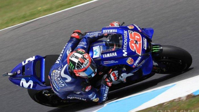 Hasil MotoGP Qatar 2021: Vinales Jawara Disusul Johann Zarco dan Francesco Bagnaia