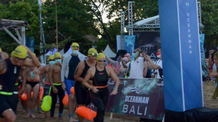 Indonesia Sukses Gelar Event Olahraga Renang di Perairan, 316 peserta dari 24 Negara Berpartisipasi