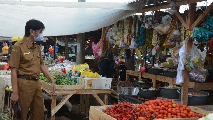 Direlokasi Sejak 2019, Begini Suasana Terkini di Pasar Kendayakan Kragilan Serang