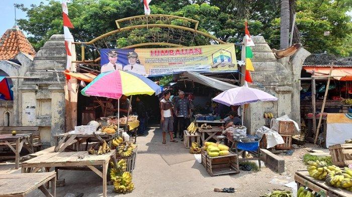 Lapaknya Direlokasi, Pedagang di Taman Sari Serang Curhat Soal Nasib Jualan