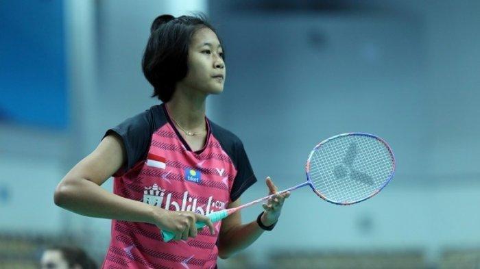 Profil Putri KW: 'The Next Susy Susanti' asal Banten, Debut di Piala Sudirman 2021