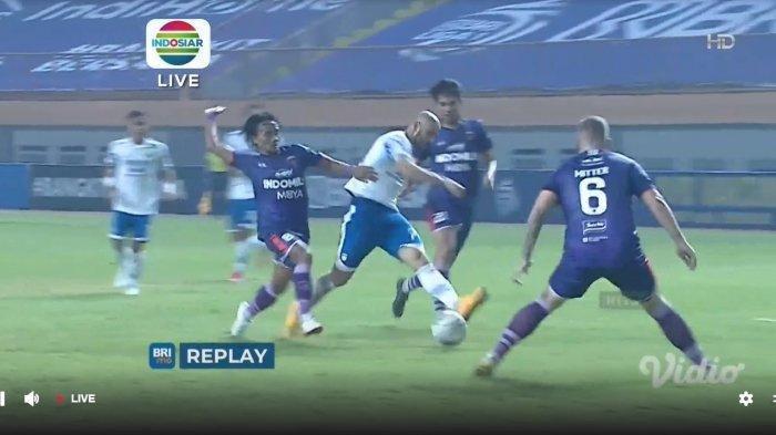 Hasil Liga 1 Persita vs Persib: Mohammed Rashid 2 Gol, Maung Bandung Terkam Pendekar Cisadane