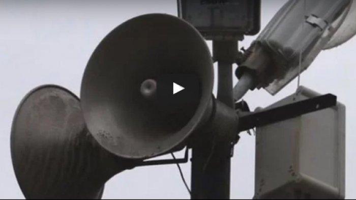 Waduh! Tak Punya Sirine, BPBD Lebak Hanya Manfaatkan Toa Masjid untuk Peringatkan Tsunami