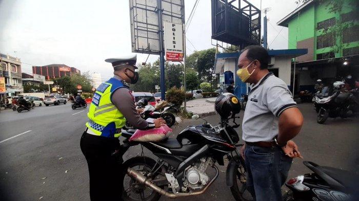 Polres Serang Kota Larang Penggunaan Knalpot Racing, Langgar Aturan Bakal Ditilang