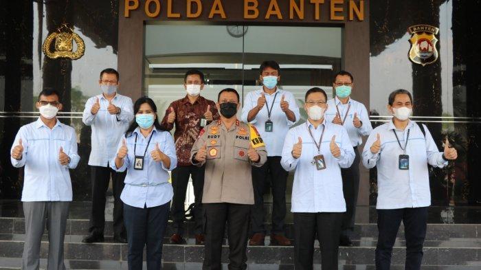 PLN Lakukan Audiensi dengan Polda Banten, Minta Bantuan Pengamanan Objek Vital