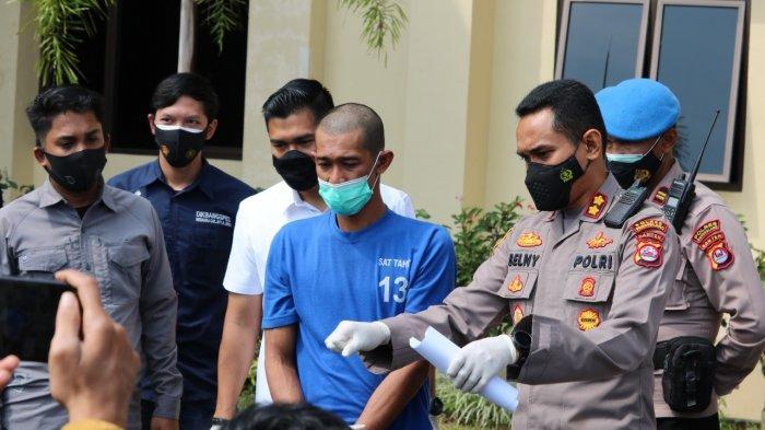 Dor! Melawan Polisi, Residivis Pelaku Curanmor di Pandeglang Diberi Hadiah Timah Panas