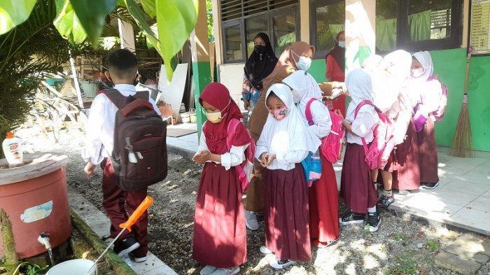 Khawatir Timbulkan Klaster Baru, Kegiatan PTM untuk Siswa SD di Kota Tangerang Dibatalkan