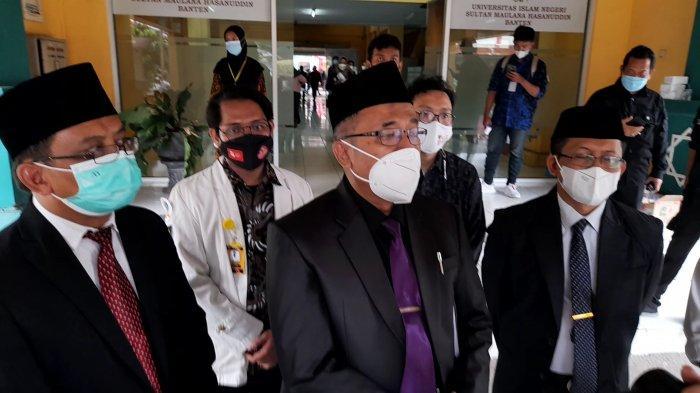 UIN SMH Banten Gelar Perkuliahan Tatap Muka Mulai Oktober, Sertifikat Vaksin Jadi Syarat Kuliah