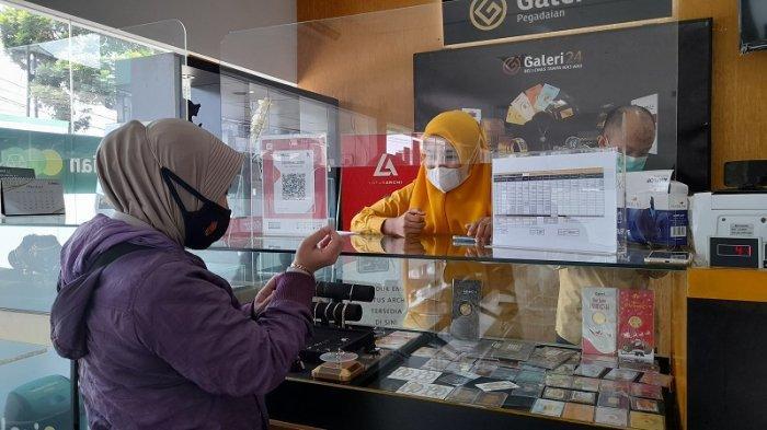 Daftar Harga Emas Antam hingga UBS di Galeri 24 Pegadaian Serang Hari Ini 12 Oktober 2021