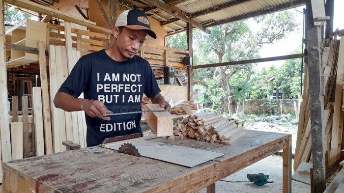 Hasil Perajin Miniatur dari Limbah Kayu Tembus Pasar Eropa, Hasilkan Keuntungan Puluhan Juta Rupiah