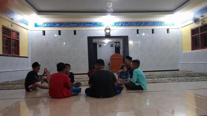 Suasana Malam Takbiran di Serang: Gema Takbir Berkumandang Dari Masjid ke Masjid, Tak Ada Pawai Obor