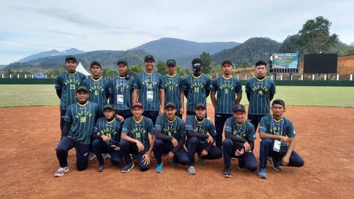 Menang WO, Tim Softball Banten Jaga Peluang Raih Medali di PON XX Papua