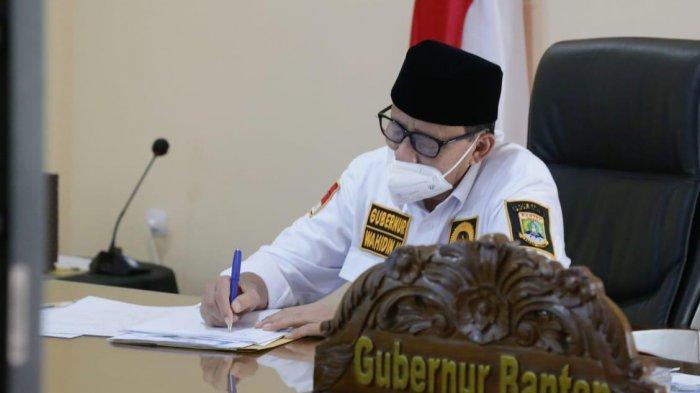 Gubernur Banten: Pasien Isolasi Mandiri Keluhkan Kelangkaan dan Mahalnya Obat-Obatan Serta Oksigen
