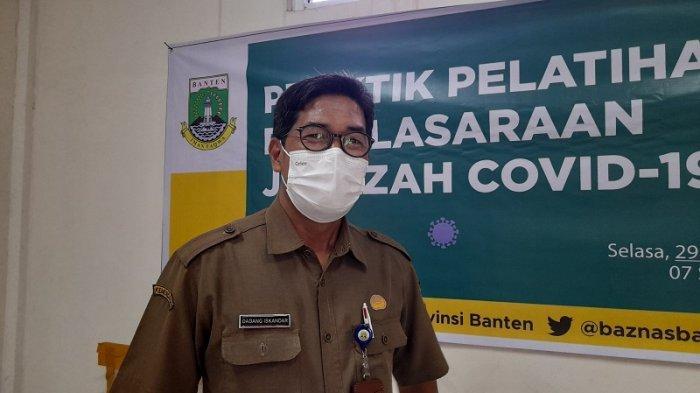 RSUD Provinsi Banten Rawat 10 Pasien Terinfeksi Covid-19, Rata-rata Berusia Lanjut
