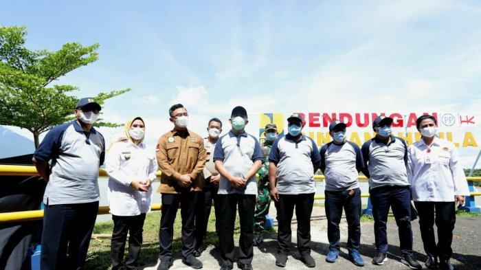 Peringatan Hari Air Sedunia, Wagub Banten: Air Waduk Sindang Heula untuk SPAM Serang dan Cilegon