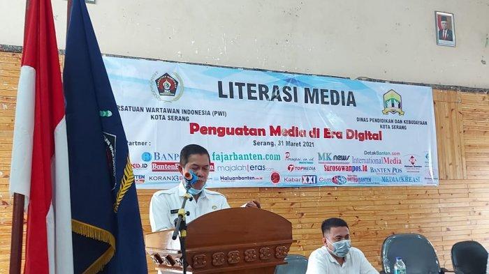 Pendidikan di Masa Pandemi Corona, Wali Kota Serang Syafrudin: Guru Mesti Kreatif dan Melek Digital