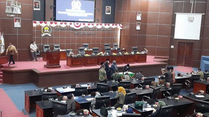 Wakil Ketua DPRD Kota Serang Bantah Tudingan Pemotongan Honor Pamdal dan OB