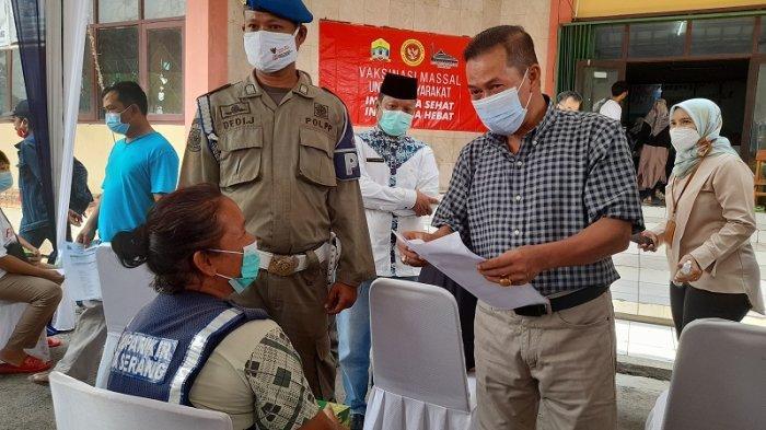 Vaksinasi Covid-19 di Kota Serang Sudah 73 Persen, Pemkot Masih Buka Layanan