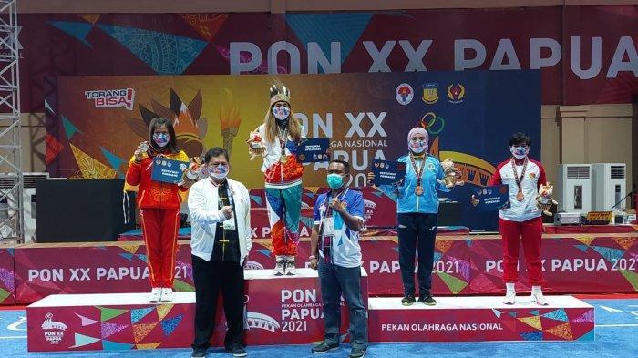 Bawa Pulang Perunggu di PON XX Papua, Wushu Banten Mampu Pertahankan Tradisi Medali